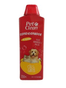 Condicionador Pet Clean - Para Cães e Gatos