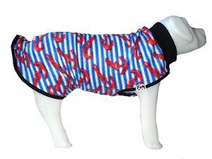 Roupa de Cachorro em Soft - Peso Indicado: 1 a 20 Kg