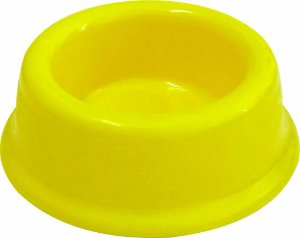 Comedouro Plástico-  Nº 03 - Inovação Pet - 1000 ml