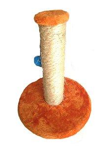 Arranhador Brinquedo Para Gatos com Bola