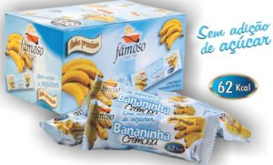 BANANINHA FAMOSO PREMIUM DIET LIGHT