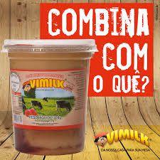 Doce de Leite em Pasta  Campeao Vimilk Melhor do Brasil 700GR