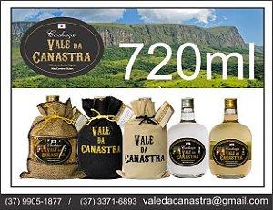 Caixa de Cachaça Vale da Canastra Gorduchinha 720 ml