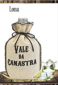 Cachaça Mineira Artesanal Vale da Canastra Gorduxinha Ouro 720 ML