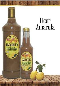 Licor Cremoso Artesanal Canastra 900 ML - Amarula