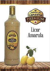 Licor Cremoso Artesanal PREMIUM Canastra 900 ML - Amarula