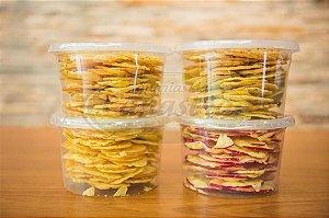 Queijo Chips de Provolone Desidratado no Atacado