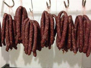 Linguiça Caseira Defumada Artesanal 1 kg