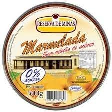 Marmelada Bananada Goiabada ou Figada Sem Açucar