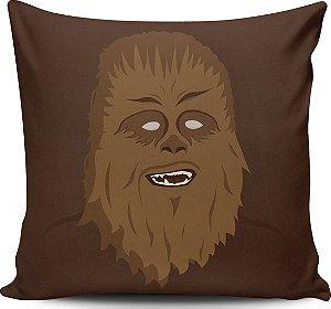 Almofada Chewbacca Minimalista