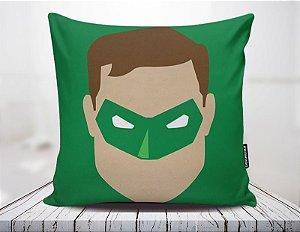 Capa Lanterna Verde Minimalista