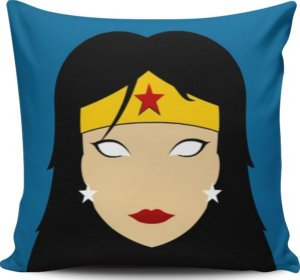 Almofada Heróis - Mulher Maravilha