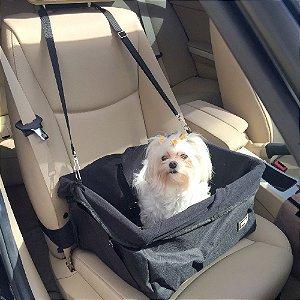 Cesto Automotivo para PET Pet&go Mod. Movepet