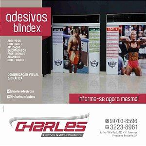 Adesivos Blindex