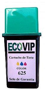 Cartucho Para Impressora Hp Deskjet 420 - Hp 25 (51625) Compatível Novo - Ecovip
