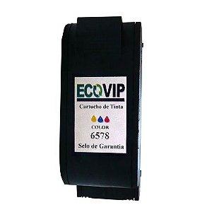 Cartucho Para Impressora Hp Deskjet 920 - Hp 78 (c6578) Compatível Novo - Ecovip