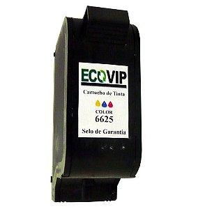 Cartucho Para Impressora Hp 17 (c6625) Compatível Novo Ecovip