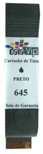 Cartucho Hp Remanufaturado Deskjet E Officejet - Hp 45 (51645) - Datavip