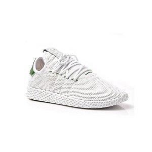 Tenis Use Thuco Nylon Branco Detalhes Verde