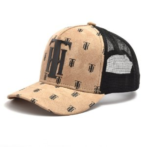 Boné Aba Curva Use Thuco Th Bege - Estilo Trucker