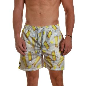 Short de Praia Masculino Estampado Chopp Use Thuco