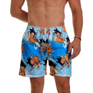 Short Praia Use Thuco Dragon Ball