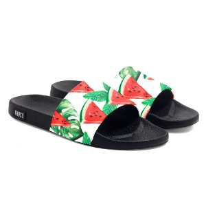Chinelo Slide Use Thuco Melancia