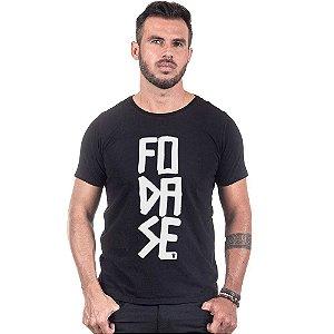 Camiseta Masculina Estampada F@D#-Se Use Thuco