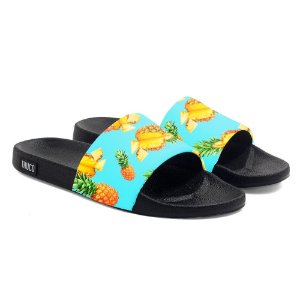Chinelo Slide Use Thuco Abacaxi