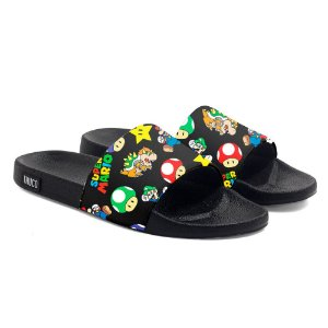 Chinelo Slide Super Mario Use Thuco