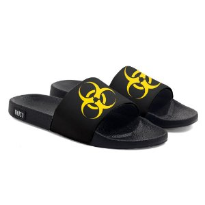 Chinelo Slide Use Thuco Danger