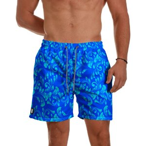 Short Praia Use Thuco Royal Blue