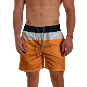 Short Praia Use Thuco Young Orange