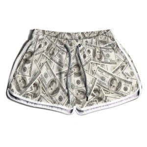 Short Praia Feminino UseThuco Dollar