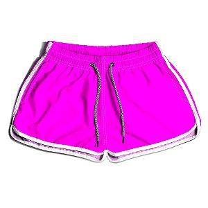 Short Praia Feminino UseThuco Power Pink