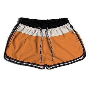 Short Praia Feminino UseThuco Young Orange