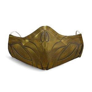 Mascara Proteção Em Tecido Lavável Unissex MK SK Use Thuco