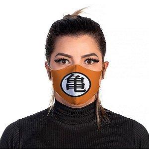 Mascara Proteção Feminina Em Tecido Lavável Neoprene DBZ