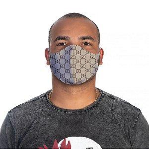 Mascara Proteção Masculino Em Tecido Lavável Neoprene G&G Use Thuco