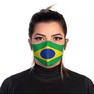 Mascara Proteção Feminina Em Tecido Lavável Neoprene Brasil Use Thuco
