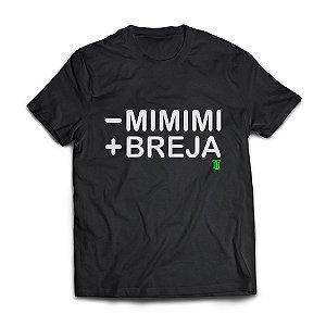 Camiseta Masculina Personalizada -MIMIMI Mais Breja Use Thuco