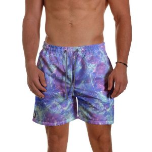 Short Masculino - TIE DYE Galáxia