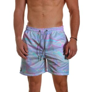 Short Masculino - TIE DYE Colors Purple
