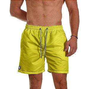 Short de Praia Masculino Amarelo Use Thuco