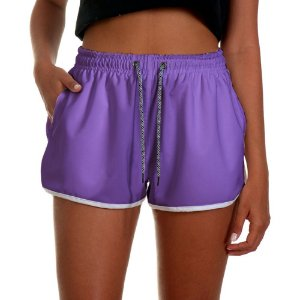 Shorts Feminino UseThuco Lilás