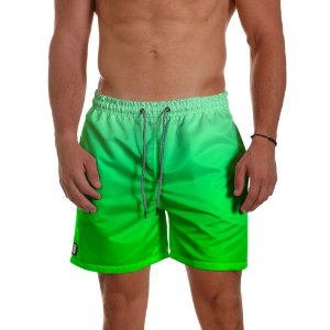 Short de Praia Masculino Verde Degrade Use Thuco