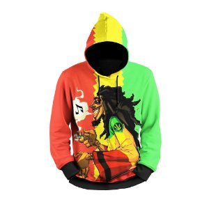 Moletom Bob Marley Reg Full Print 3d Use Thuco