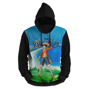 Moletom One Piece Full Print 3d Use Thuco