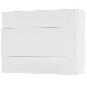 Practibox S 12 Disjuntor Sobrepor Branco Legrand