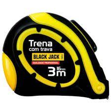 Trena Profissional 3m x 16mm - BLACK JACK